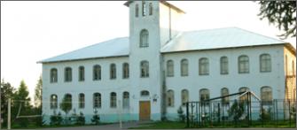 Первомайская средняя школа